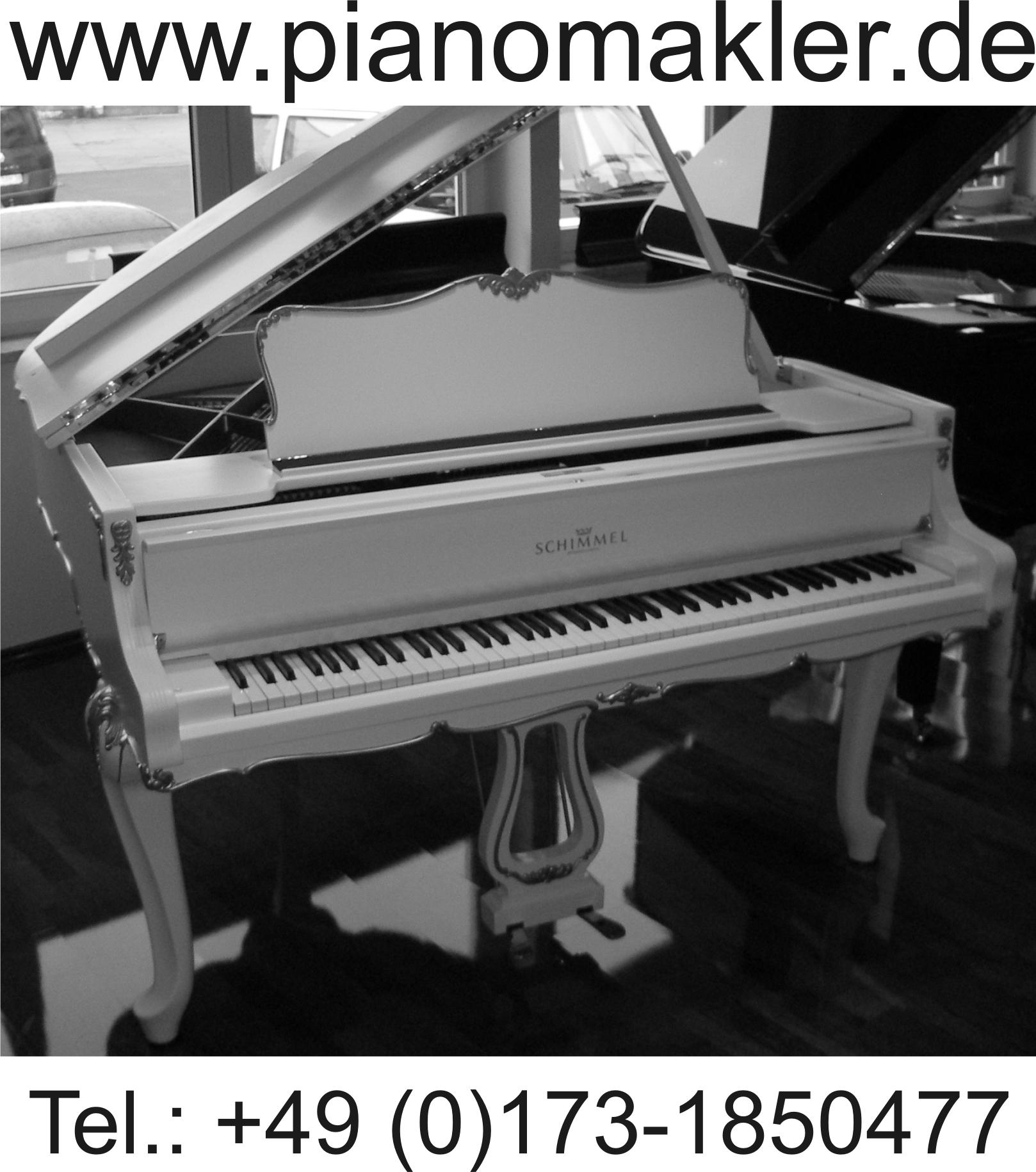 grotrian steinweg klavier elfenbeinklaviatur